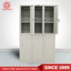 Kitchen cabinet factory direct steel furniture 6 door metal locker