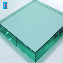 China customized security 8mm thick outdoor glass panels