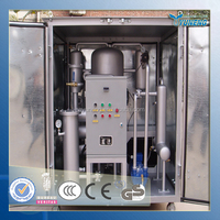 Oil and Water Separator System / Lubrication Oil Purifier