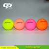 Manufacturer high-quality tournament Surlyn golf ball urethane golf ball 2 practice golf ball