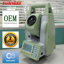 Trouble-free operation total station
