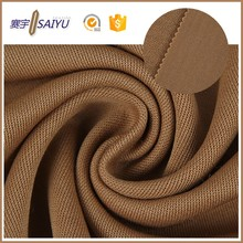 Factory wholesale double faced polyester acrylic plain jacquard velvet upholstery fabric