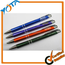 Promotional gift ball pen metal