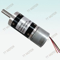12V 24mm planetary gearbox with brushless dc motor