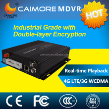 CM510-62W GPS 3g wifi 4ch MDVR/ vehicle mobile dvr with free CMS software with certificate
