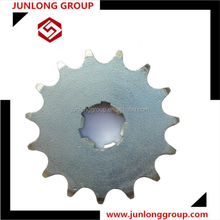 RS125 15T Zincing 428H Front Motorcycle Chain Sprocket