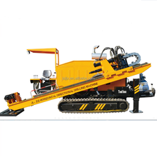 Underground cable laying machine horizontal directional drill