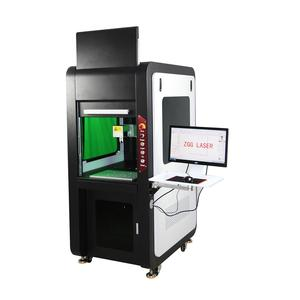 Big case wuhan 20w 30w 50w yag laser marking machine 3D price with ISO CE FDA certificated
