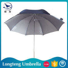 Most popular Wind resistant Windproof Aluminum Straight clip on umbrella
