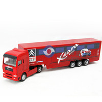 2014 new diecast scale model trucks,customed truck trailer model toy,trailer truck toy