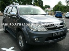 2005 Toyota Fortuner 2.7A, Grey Automobiles used cars