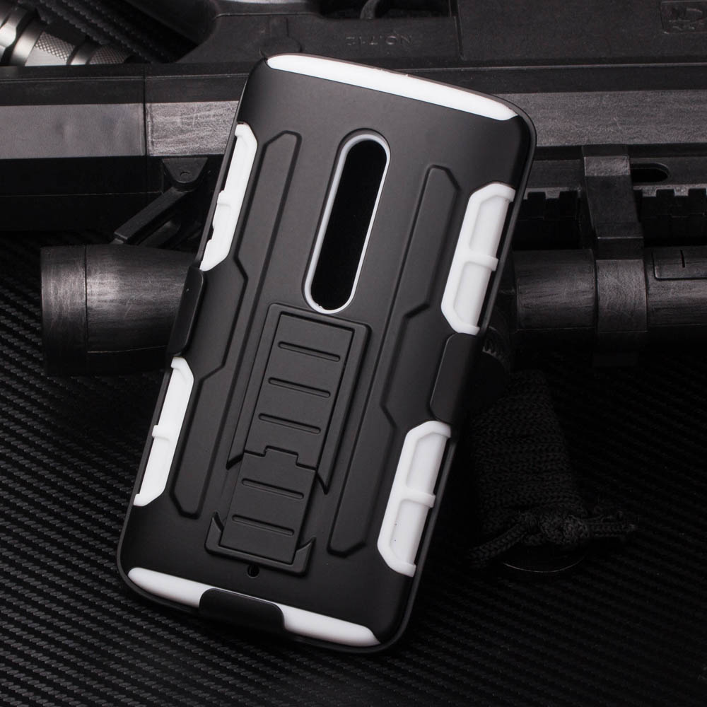 2016 Best Selling Future Armor impact holster phone case for Motorola moto x Play,For Moto x Play Case Cover