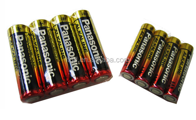 1.5V LR6 AA Alkaline Panasonic battery