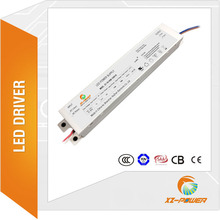 potted SELV UL FCC ROHS 48w 50w 55w 60w 65w 70w 80w 90w98w constant voltage DC24v potted constant current 2A-4A led strip driver