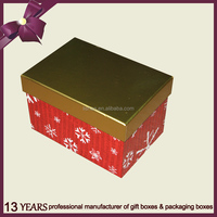 High quality custom paper cd dvd gift boxes