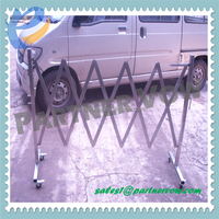 aluminum customize colour powder coated house steel gate design