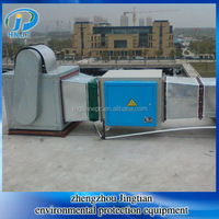 Meat Grilling Kitchen Ventilation Equipment For Exhaust Smoke Purification
