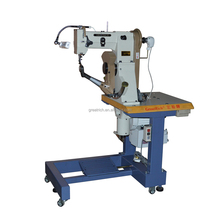 GR-168 / 2 special industrial sewing or stitching insole machine for ugg or sports shoes