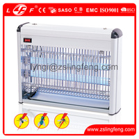 Aluminum insect killer mosquito trap with UV lamp