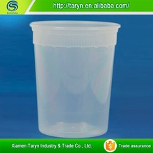 Wholesale disposable plastic dessert cup