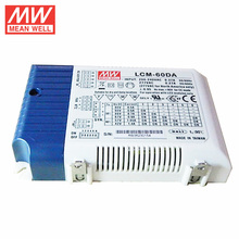 Mean Well Various Output Currents 60W Dali LED Driver UL CE CB LCM-60DA