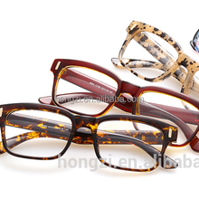 Tidal <strong>flat</strong> glasses Square spectacle frame Fashion wholesale <strong>flat</strong> lens