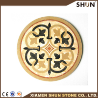 Water jet medallion for hotel decoration design/Marble stone pattern