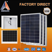 Hot sale 50W Solar Panel Poly Solar PV Modules Cheap Solar Panel
