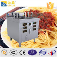 Hot sale commercial electric microwave pasta cooker/automatic noodle cooking machine for hotel