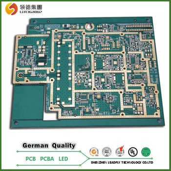 Hot sale !! high quality pcb circuit with mylar circuit with CE&ROHS&UL 10YEARS PCBLED FACTORY
