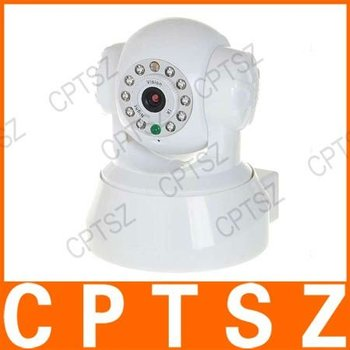 Factory direct sales Home Security Night-Vision 300K CMOS IP Camera