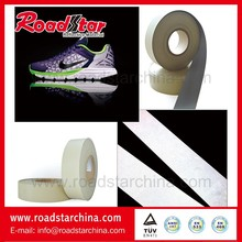 High quality Pvc foam reflective shoes face leather