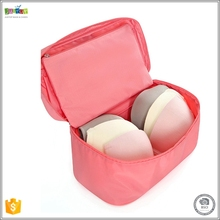 Justop Korea Style Waterproof Travel Underwear Bra Bags And Cases Handbag Storage Organizer