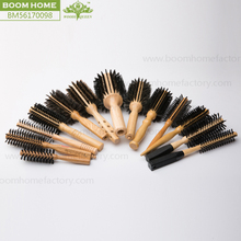 11 years experience professional rotating hair brush manufacturer , Eco-Friendly bristle salon curling hair brush