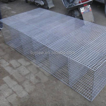 Best Selling Wire Breeding Mink Cage