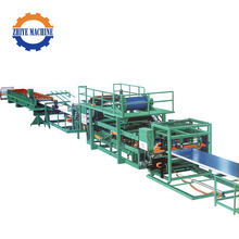 Steel Sandwich Roof Tile Roll Forming Machine