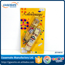 attractive plastic kaleidoscope toy