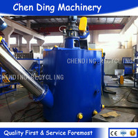 the best selling plastic crusher for recycling line