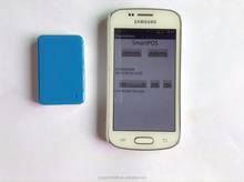 bluetooth smart card reader android with EMV L1/L2 certificate