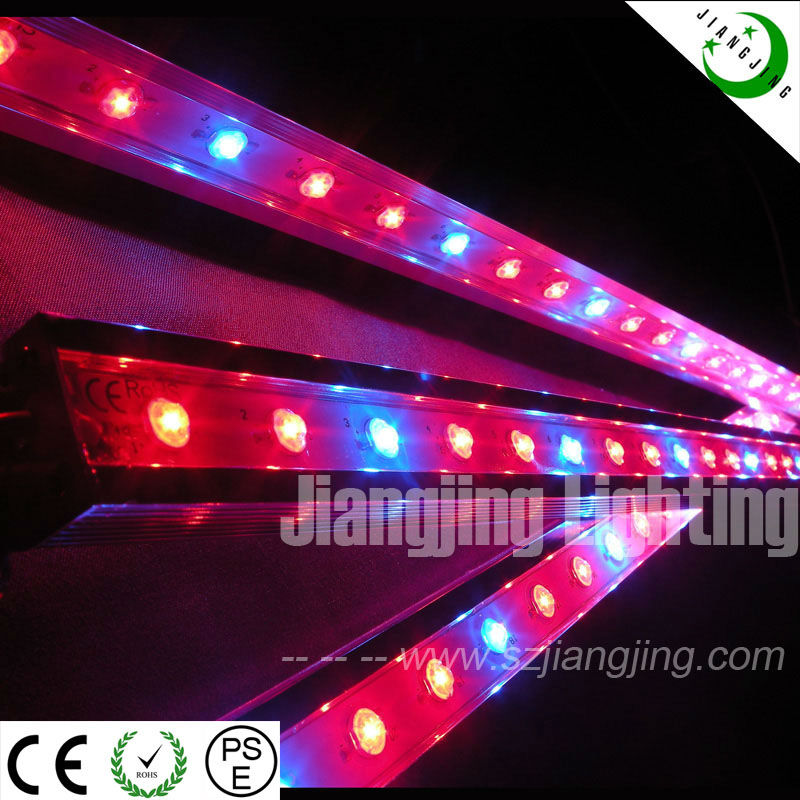 120CM 60W Waterproof Blue and Red Weed LED Grow Lights