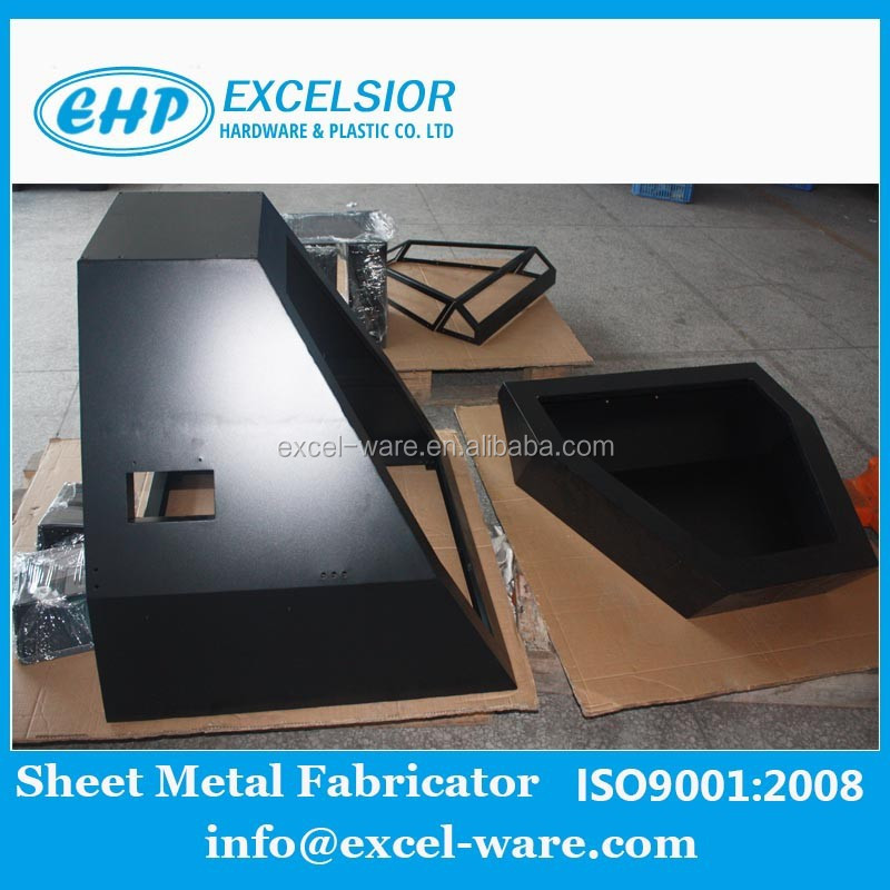 OEM steel fabrication cabinet