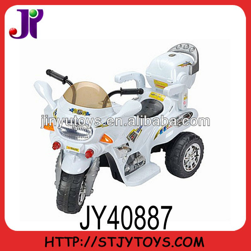 Baby ride on electric plastic motorcycle cars for kids