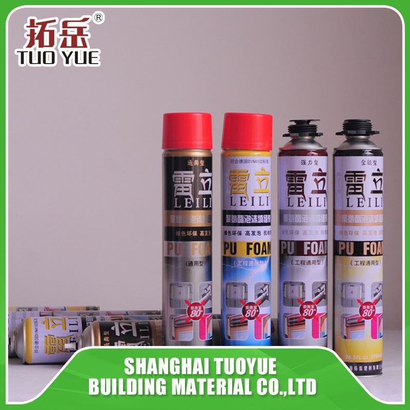 Insulation Expansion Pu Gns Polyurathane Foam Sealant