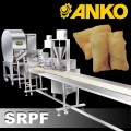 Anko Small Scale Mixing Making Semi Automatic Loempia Wrapper Machine