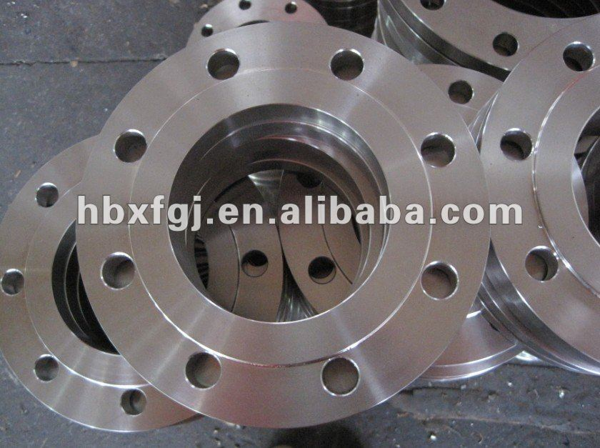 Forged JIS B2220 SOP Flanges