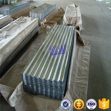 Metal Roofing 24 Gauge GI Galvanized Roofing Sheet