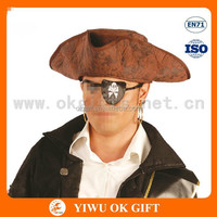 Leather pirate hats wholesale, hat party ideas