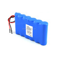 7.4V 6600mah Li ion 18650 rechargeable battery pack with CE, ROHS,MSDS,UN38.3
