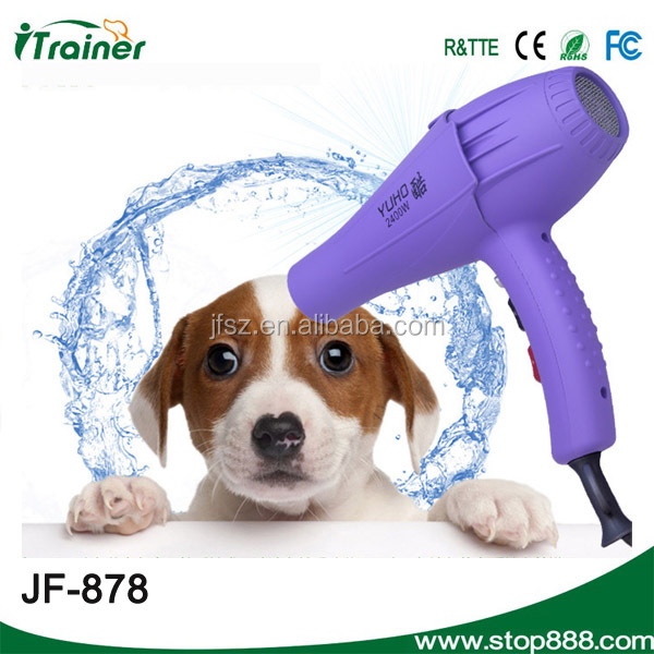 Electrict hair dryer can dry the hair in depth, and prevent the skin diseases