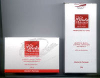 2 GLUTA ADVANCE Glutathione CREAM & SOAP Whitening Set
